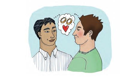diskriminering i online dating